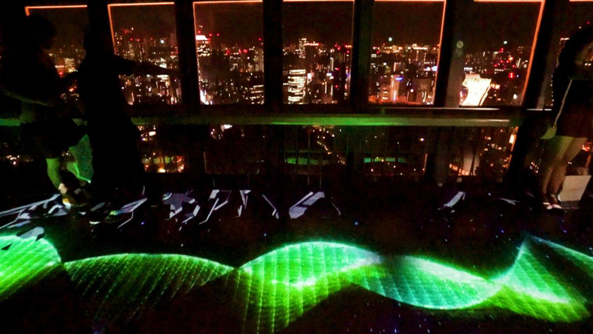 TOKYO TOWER SUMMER LIGHT FANTASIA
